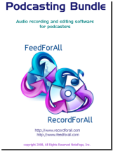 Podcasting Software Bundle